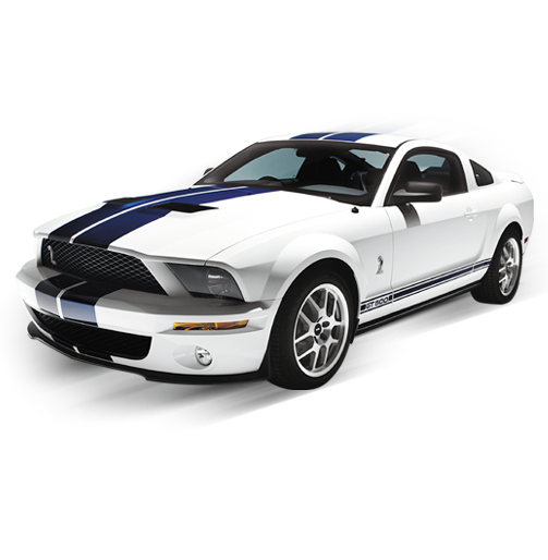 1:14 R/C Ford Mustang (open-door)